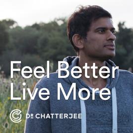Hlaðvarp: Feel better, Live More