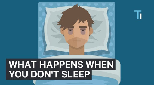 Video: What happens to your body and brain if you don't get sleep